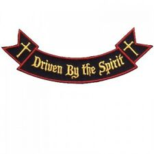 DRIVEN BY THE SPIRIT PATCH
