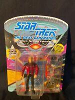 NIP Playmate Star Trek Next Generation Captain Jean-Luc Picard