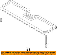 FORD OEM Interior-Rear-Panel 7L1Z4046506AC