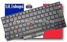 Clavier Français Original Pour Lenovo 01HX430 01HX470 01HX510 NEUF