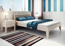 Markenlose Bettgestelle ohne Matratze aus Buche fürs Jugendzimmer