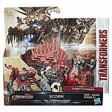 Transformers Cyberfire Turbo Changer Scorn