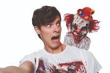 Rubies 2820476 - Clown Selfie Shocker, Halloween Kostüm. T Shirt es Grusel Clown