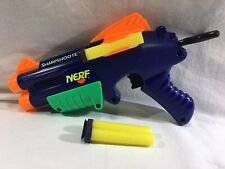 Nerf Vintage SharpShooter With 4 New Megadarts