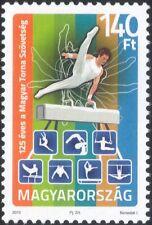 Hungary 2010 Gymnastics Association/Gymnasts/Sports/Games/Animation 1v (n45359)