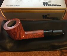 Unsmoked Hilson Vintage Special Grain 480 Smooth Tobacco Pipe
