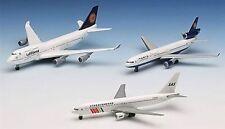 NEW HERPA WINGS 511278 LUFTHANSA BOEING 747-400 SAS 767-300 VARIG BRASIL MD-11