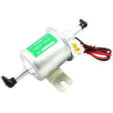 NEW 12V Electric Fuel Pump Low Pressure Bolt Fixing Wire Diesel fuel pump Petrol