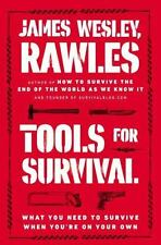 Tools for Survival James Wesley Rawles What You Need To Survive New Prepper !!!