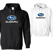 Subaru Logo Hoodie Sweatshirt S - XXL