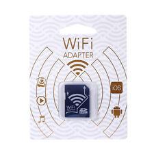 New Wifi SD Card Adapter Micro SD MicroSD TF Converter for Camera Photos