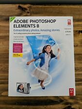 Adobe Photoshop Elements 8 for Windows with Scrapbook Training DVD-ROM