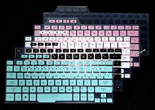 Keyboard Skin Cover Protector for Asus ROG ZEPHYRUS G14 GA401 GA401IV GA401IH