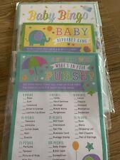 Brand New Baby Shower Games Bundle (3 Games)