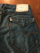 "LEVI Men's Jean's ""514"" W 32""  - L 30"". Copper Rivets,"