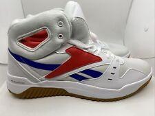 Reebok Men's BB O's Mid FV4475 White/Red/Blue Sz 13