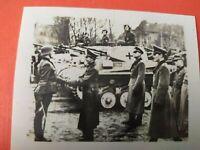 2 WK Foto Panzer  Pz.Kpfw I Wehrmacht Soldaten