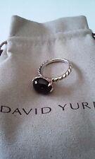 david yurman cable wrap bl. onyx ring