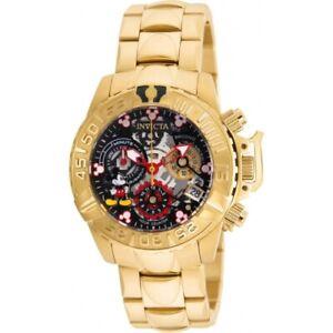 Invicta 24507 Disney Subaqua Noma II Ltd Edition Chronograph Womens Watch