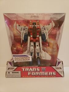Transformers Masterpiece Starscream Exclusive MIB