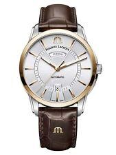 Reloj Automático Maurice Lacroix Pontos Day Date ml 115 oro 24K 41mm piel