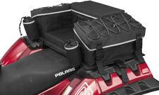 QuadBoss Reflective Series ATV Rack Bag Luggage Organizer With COVER QB3-001