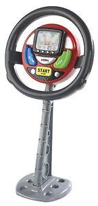 Casdon Sat Nav Steering Wheel Navigator GPS Interactive Little Driver Electronic