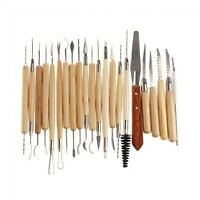 22 Pcs Stainless Steel Taxidermy Sculpting Tool Set Wood Clay Carving Tools Kit