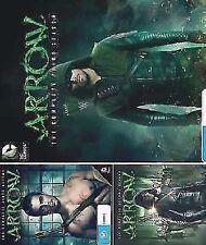 ARROW Season 1+ 2 + 3 : DVD Region 4 (DC Comics Tv Series)