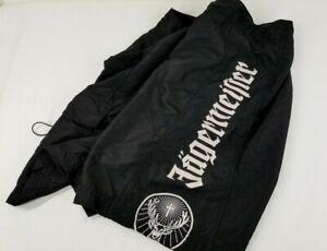 """JAGERMEISTER Black Boardshorts US Men's Size Large Trunks Length 20.5"""" L Men"""