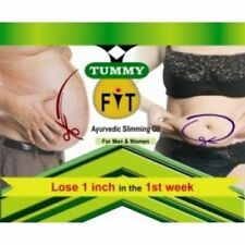 Fit Tummy Oil Herbal Gel Stomach Slim Weight Loss Fat Gift Seen Tv Burner