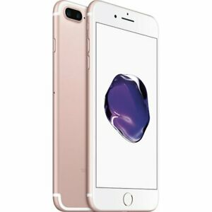 Apple iPhone 7 Plus - 32GB - Rose Gold (Unlocked)