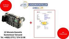 Hella Turbo Ladedrucksteller 6NW008412-712120 G-219 NEU 761399-5002S 781743