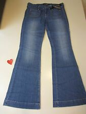 Lucky Brand Women's Charlie Flare Jeans  Size 8/29 Style # 7W11187 Light Blue