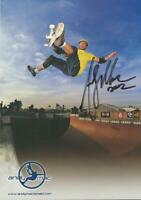 Andy Macdonald Signed 7x10 Photo Skateboarding