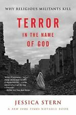 Terror in the Name of God by Jessica Stern Paperback Book (English)