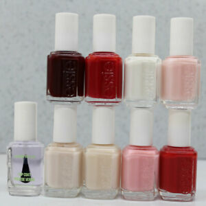 ESSIE Genuine NAIL LACQUER Polish Collection Top Coat 0.46 fl.oz -Pick Any Color