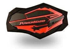 PowerMadd Sentinel Handguard Guards Armor Flare Atv Mx Snowmobile Snocross