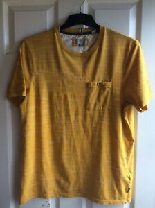 Mens Ted Baker T Shirt size 4