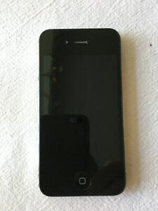 Apple iPhone 4 Black 16GB (A1332)