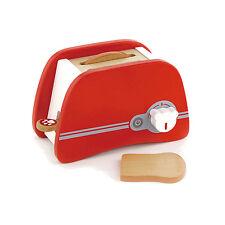 Toaster Holz Spielzeug Zubehör Kinderküche Spielküche Küchenzubehör Kinder