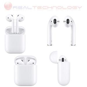 APPLE A1523 Airpods Kopfhörer Stereophon Bluetooth Ohne Drähte Weiß