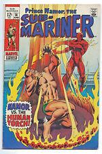 Marvel Comics: Sub-Mariner #14 VF+