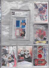 24 Lot Chicago Blackhawks Lava Flow Chris Chelios Savard Limited Goulet Kruger