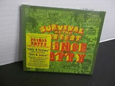 Survival of the Fattest  Prince Fatty NEW CD  MILK & HONEY! GIN & JUICE!
