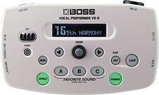 BOSS Boss Vocal Performer White VE-5-WH from japan