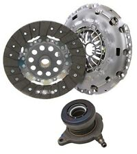 Ford Focus II Mondeo IV Turnier S Max 2.5 ST 3 Pc Clutch Kit 10 2005 To 12 2014