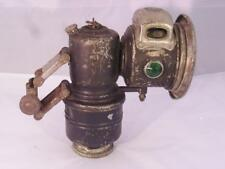 "ORIGINAL VINTAGE P&H CARBIDE BICYCLE LAMP ""THE REVENGE"" FOR RESTORATION a"