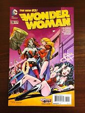 WONDER WOMAN #39 HARLEY QUINN VARIANT COVER 1ST PRINT DC COMICS (2015) BATMAN