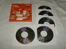 Microsoft Works Suite 2002 - Replacement disks
